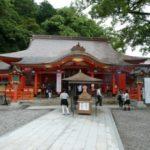 令和元年6月9・10日の二日間、伊勢、熊野三山へお詣りして来ました。