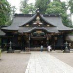 令和元年7月6日、香取神宮、鹿島神宮にお参りしました。