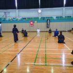 令和2年1月12日、勇武館は今年の稽古始めを行いました。