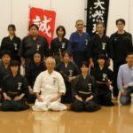 "<span class=""title"">令和2年12月12日、勇武館道場は本年の納会稽古を行いました。</span>"
